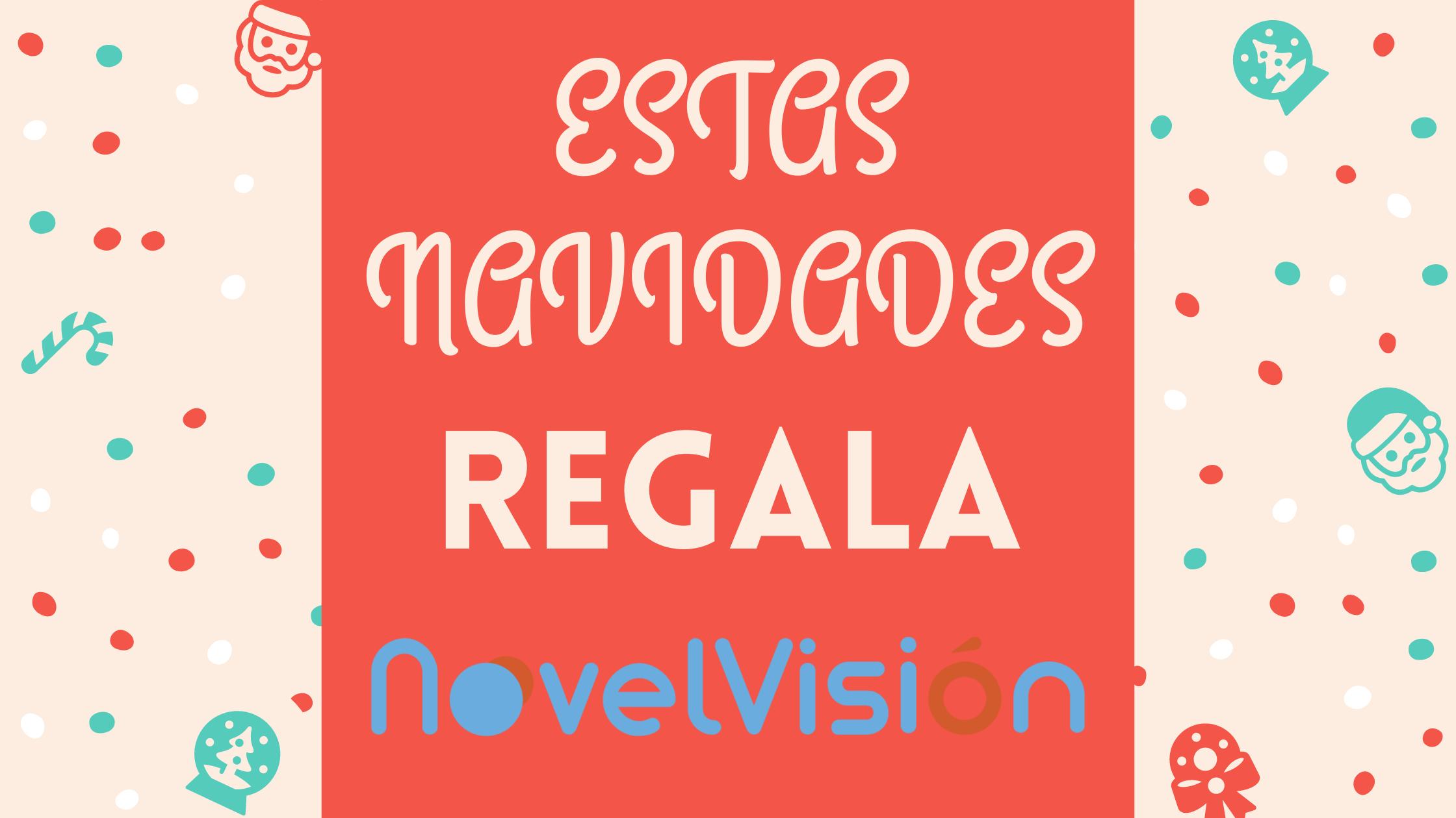 Novelvision ESTAS-NAVIDADES-REGALA INICIO